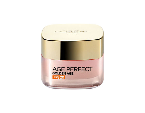 Age Perfect Golden Age Soin Jour Rose FPS20