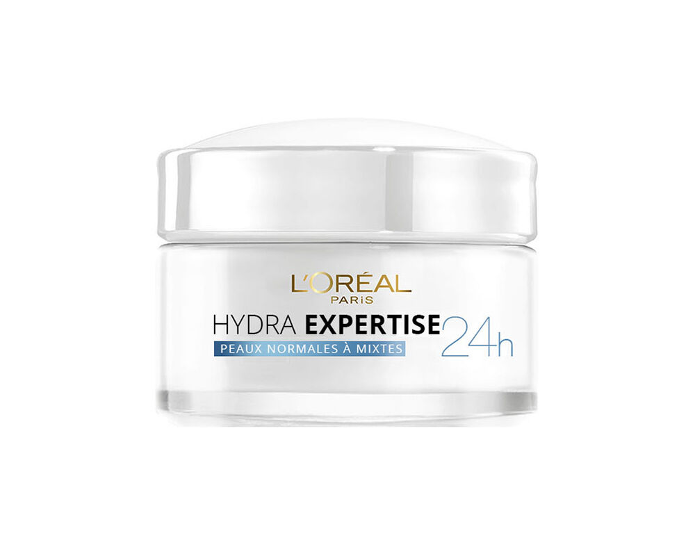 hydra expertise gel cr me hydratant cr me de jour soin de la peau l 39 or al paris. Black Bedroom Furniture Sets. Home Design Ideas